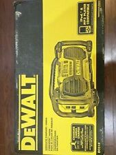 NEW DEWALT DC012 HEAVY DUTY 7.2 TO 18 VOLT RADIO CORDLESS TOOL BATTERY CHARGER