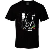 Milli Vanilli Pop Stars Retro Music Dance T Shirt T shirt