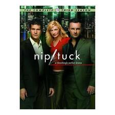 Nip/Tuck, The Complete Third Season (2012, DVD, 6-Disc Set).