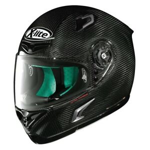 X-LITE X-802RR ULTRA CARBON PURE  FULL-FACE MOTORCYCLE ROAD HELMET
