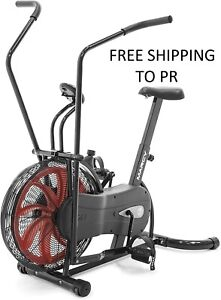 Marcy Fan Exercise Bike Air Resistance Cardio Home Gym - FREE SHIPPING TO PR