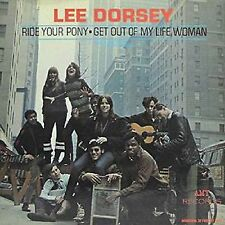 LEE DORSEY Ride Your Pony - Get Out Of My Life Woman AMY RECORDS Sealed Vinyl LP