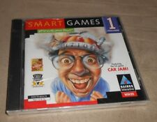 Hasbro Interactive - Smart Games 1 Challenge - WIN95 - Brand NEW, Sealed