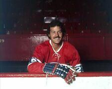 Pierre Bouchard Montreal Canadiens 8x10 Photo