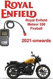 Royal Enfield 350 2021- Onwards Compatible OBD FI Scanner