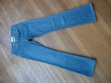 WOMENS HABITUAL FACTORY FADED BOOTCUT DENIM JEANS IN SIZE 26