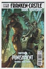 Franken-Castle #19 (Sep 2010, Marvel) [Punisher, Wolverine] Remender Moore X