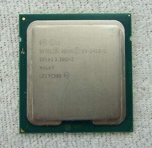Intel Xeon E5-2420 v2 2.2 GHz SR1AJ Sockel 1356 Six Core Hexa Ivy Bridge Händler