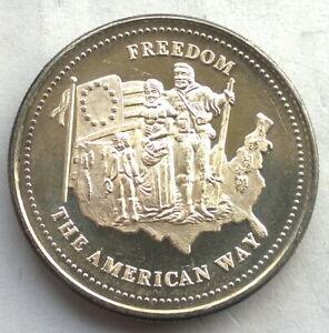 United States 1986 Freedom 1oz Silver Medal