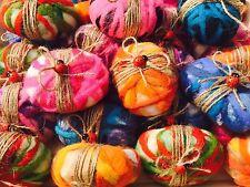 ONE colorfull handmade Felted soaps. Handmade. Exfoliating Soap. Gift Set