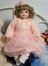 Lloyd Middleton Doll Cheri Mcafooes 24 Inch Limited Ed 355-1000 porcelain