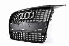 Audi Original A3 S3 S-line Kühlergrill Grill Single Frame schwarz 8P4853651A VMZ