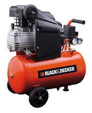 BLACK&DECKER COMPRESSORE LT.24 HP.2,0 BAR 8