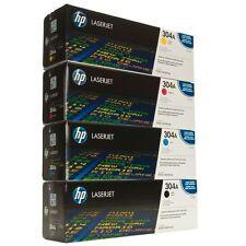NEW Genuine HP LaserJet CP2025 Toner set CC530A CC531A CC532A CC533A