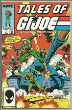 TALES OF G.I. JOE A REAL AMERICAN HERO #1 VF/NM Classic Marvel 1988