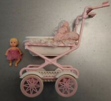Barbie Baby Sister Krissy Doll & Stroller Set