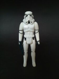 Stormtrooper (+ repro weapon) Vintage Star Wars Figure!