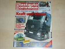 59668) Mercedes Actros 1854 - Solaris Vacanza Lastauto Omnibus 11/2003