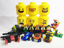 Head Case Birthday Party Favor Goody Bag for LEGO Birthdays - LEGO Minifigures