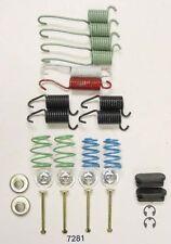 Drum Brake Hardware Kit Rear Parts Plus P7281