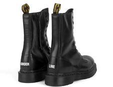 VETEMENTS X DR MARTENS bordeline boots -SIZE 40EU/8,5 US(W)7,5(M) DEMNA GVESALIA