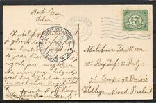 AK.AMSTERDAM - 4e COMP.4e DIVISIE VELDLEGER NOORD BRABANT 16.X.1916 MET PR.ZG441