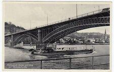 Zweiter Weltkrieg (1939-45) Ansichtskarten aus Rheinland-Pfalz für Brücke