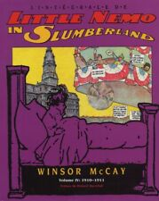BD prix réduit Little Nemo In Slumberland 1910-1911 Zenda