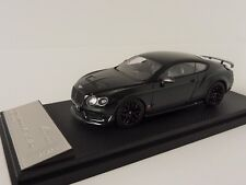 Bentley Continental GT3 R 2015 1/43 Almost Real 430405 Cumbrian Green China