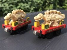Thomas & Friends Take-n-Play. Sodor Museum Express Dinosaur Cars. Learning Curve