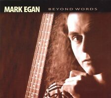 Mark Egan - Beyond Words [New CD]