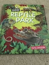 New listing My Day at the Zoo: Reptile Park by Terry Jennings (2010, Hardcover)