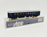 MICRO ACE 9323 MODEL TRAIN N-Scale azul Kit A1507-1700 original JAPÓN