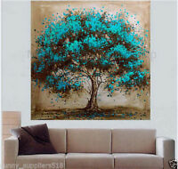 ENOPT310 modern landscape tree decor art  hand-painted oil painting on  canvas