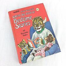 Tibor Gergely's The Great Big Book of Bedtime Stories 1967 Hardback Golden Book