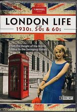 London Life In The 1930s 50s & 60s Collection (2013, DVD New)
