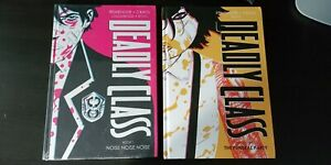 Deadly Class Deluxe Hardcover Set