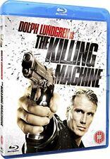 Dolph Lundgren Is The Killing Machine [Blu-ray] [DVD][Region 2]