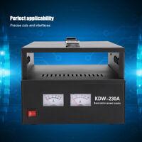 KDW-230A Stromlinienförmiges Autoradio-Netzteil für Motorola GM3188 MG3688