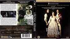 A Royal Affair [En kongelig affære] - Nikolaj Arcel - Blu-ray