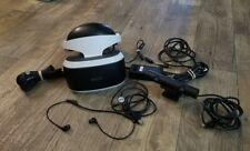 Sony PlayStation VR PS4 Virtual Reality CUH-ZVR2 READ DESCRIPTION