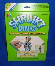 1989 Police Academy Shrinky Dinks MIB Sealed