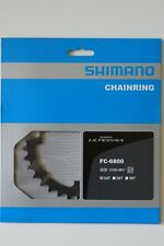 Shimano Ultegra FC-6800 Chainring 34T BCD 110mm 4-Bolt 11-speed