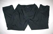 Footjoy Dryjoys Waterproof Pants Men M Black