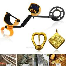 Deep Ground Sensitive Metal Detector MD3010II Gold Finder LCD Hunter Waterproof