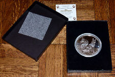 2015 AWARE & PREPARED 5 OZ PROOF ONLY 120 MINTED SILVER SHIELD .999 FINE SILVER