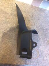 Saab 9-3 1.9 tid Convertible O/S boot liner black plastic trim piece