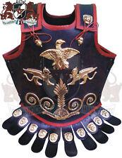 MEDIEVAL body armour greek viking roman muscle VEST ARMOR Antique LEATHER greek