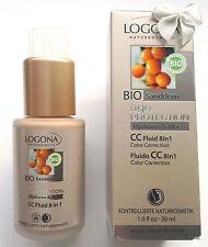 LOGONA Gesichtspflege mit Fluid-Anti-Aging