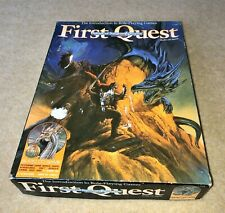 First Quest, AD&D starter game, TSR, Complete, VGC with audio CD, FirstQuest